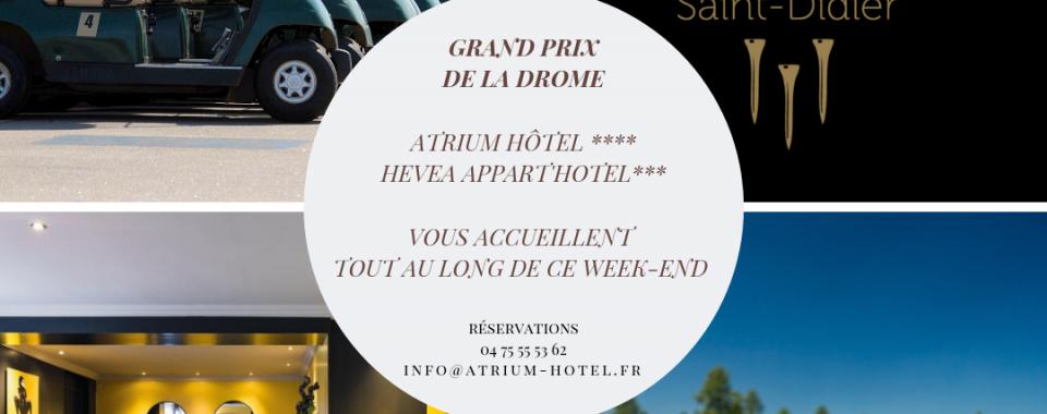 Golf : Grand Prix de la Drôme