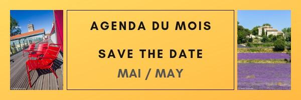 Activités mai à Valence