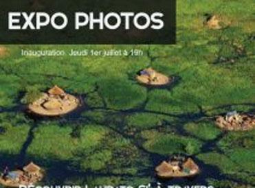 Yann Arthus-Bertrand Exhibition in Valence, France