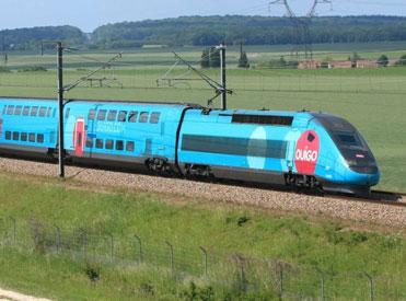 Une nouvelle ligne TGV ouvre pour Valence