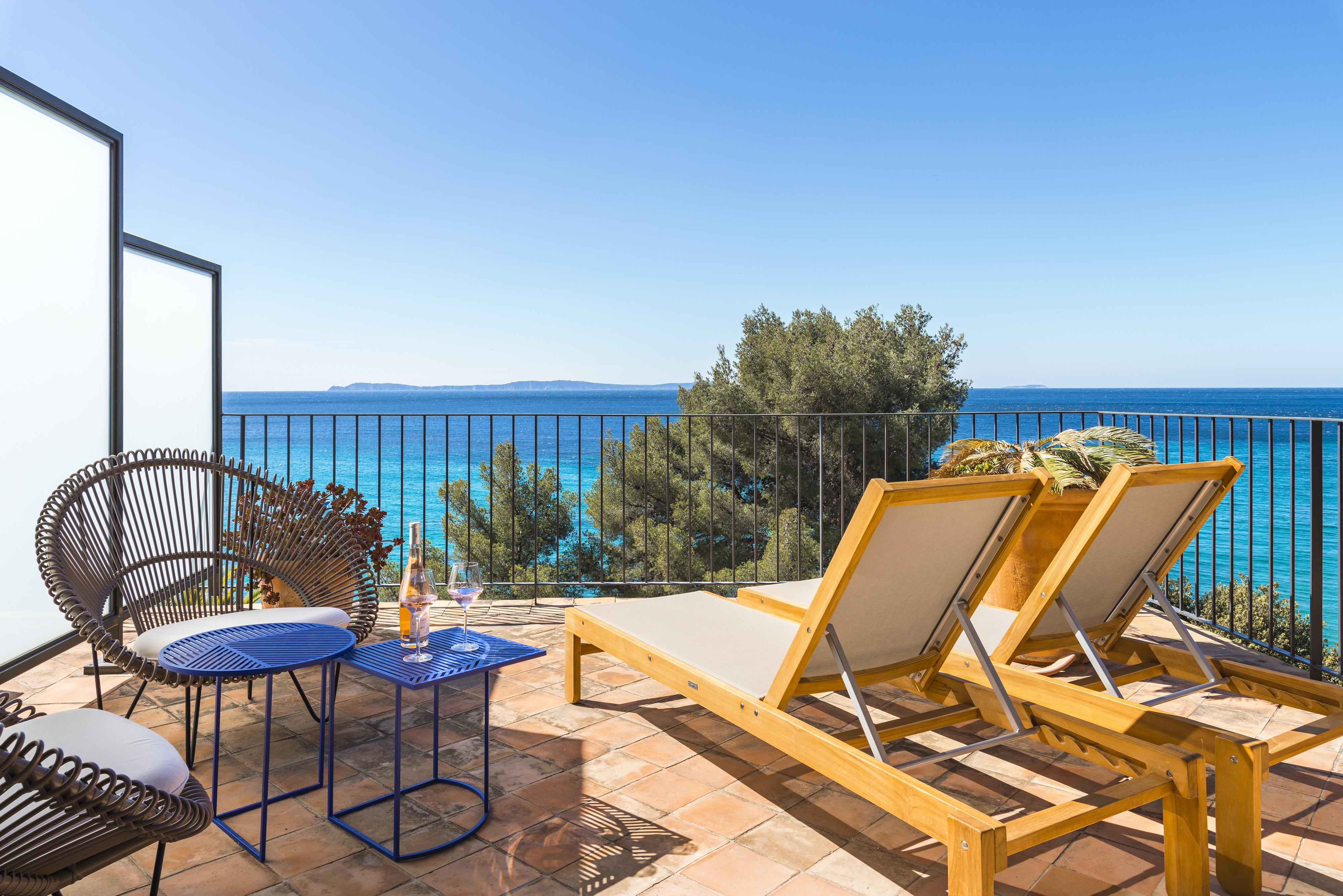 Hotel Golfe Saint-Tropez Le Bailli de Suffren