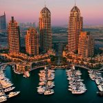 Die Dubai Marina