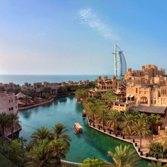 Souk Madinat Jumeirah Dubai Hotel - First Central Hotel Suites in Dubai, Barsha Heights