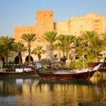 迪拜阿布拉船