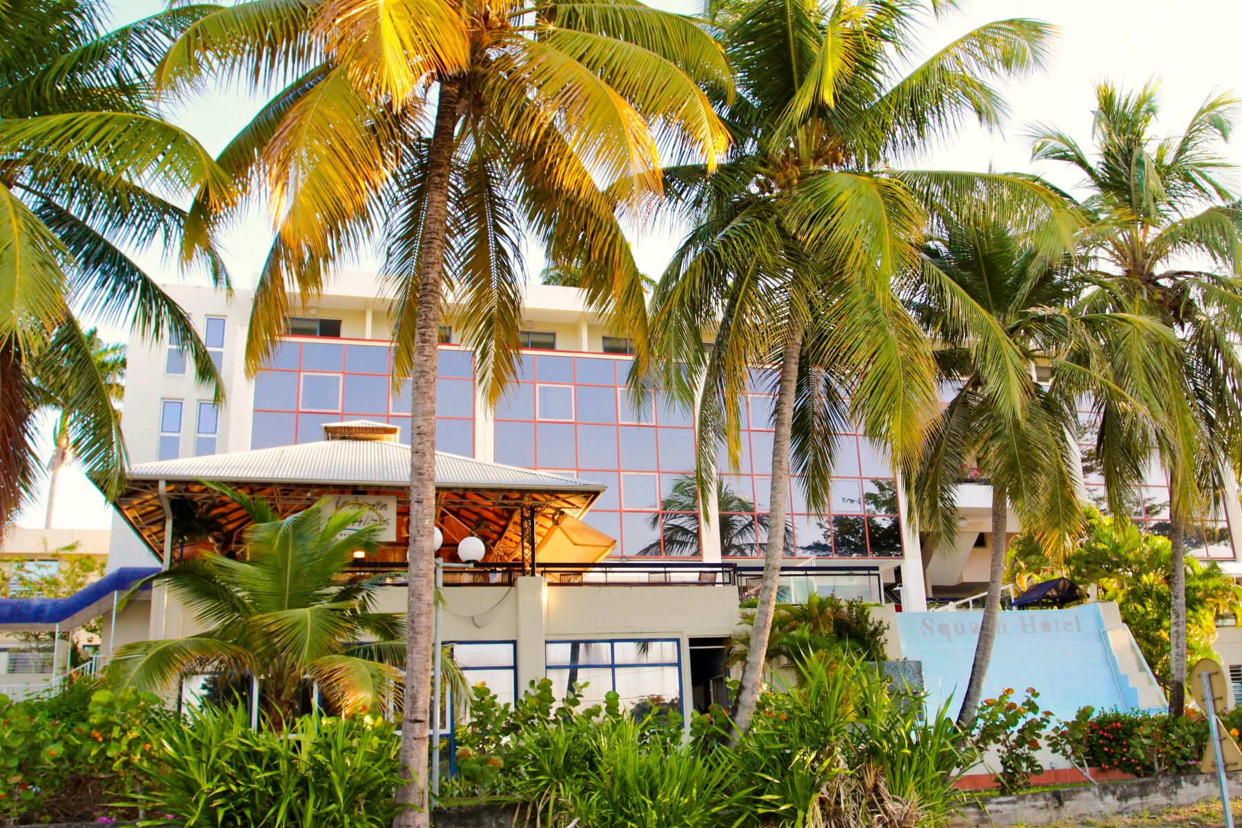 Karibea Squash Hotel 3 * in Fort-de-France - Martinique - Karibea Hotels