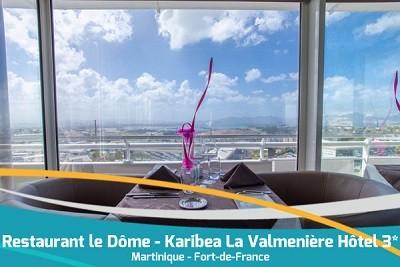 Karibea Valmeniere Hotel Restaurant le Dome