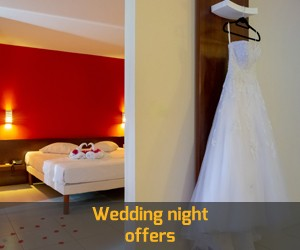 karibea hotels - wedding nights