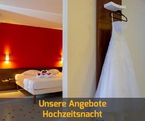 Hochzeitsnacht karibea hotels