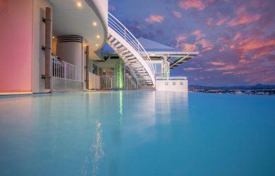 karibea Valmeniere hotel piscine