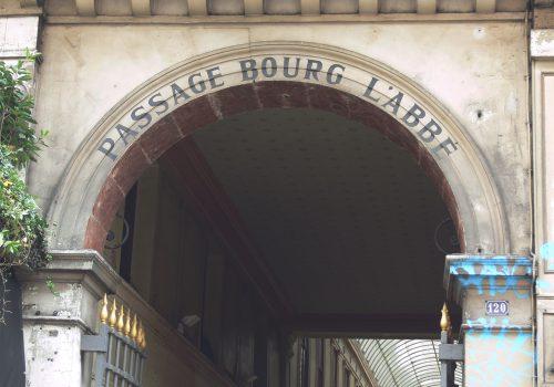 Passage du Bourg L'Abbé