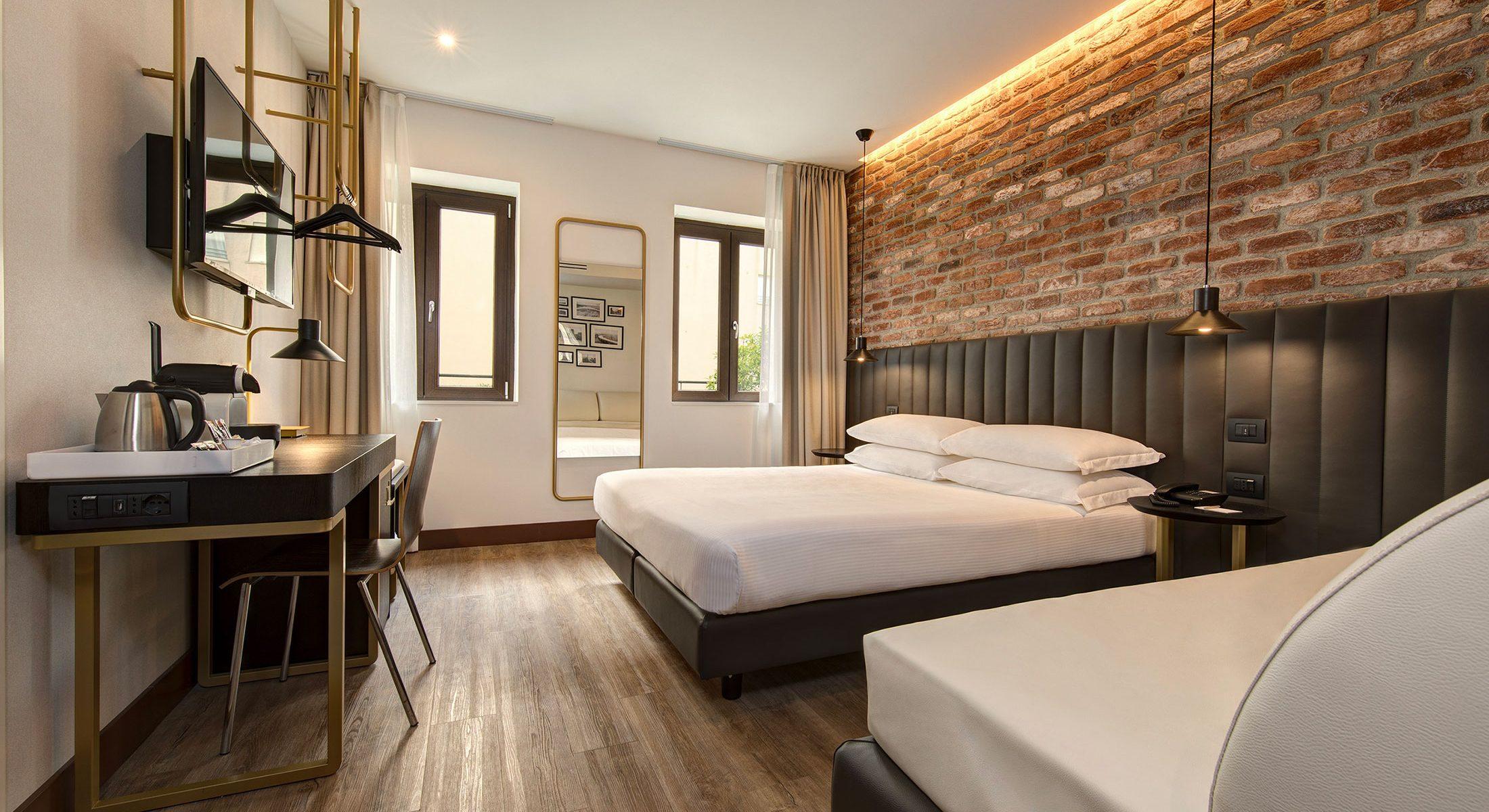 Hotel Tritone Venezia Mestre: Hotel 4 stelle Stazione di Mestre