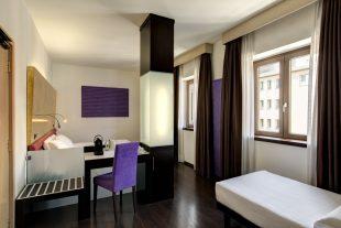 Hotel Tritone Venezia Mestre - Camera Deluxe Tripla_3