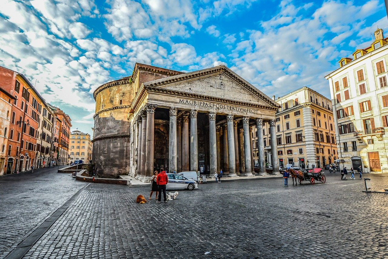 The Pantheon Rome Hotel - Residenza Paolo VI in piazza San