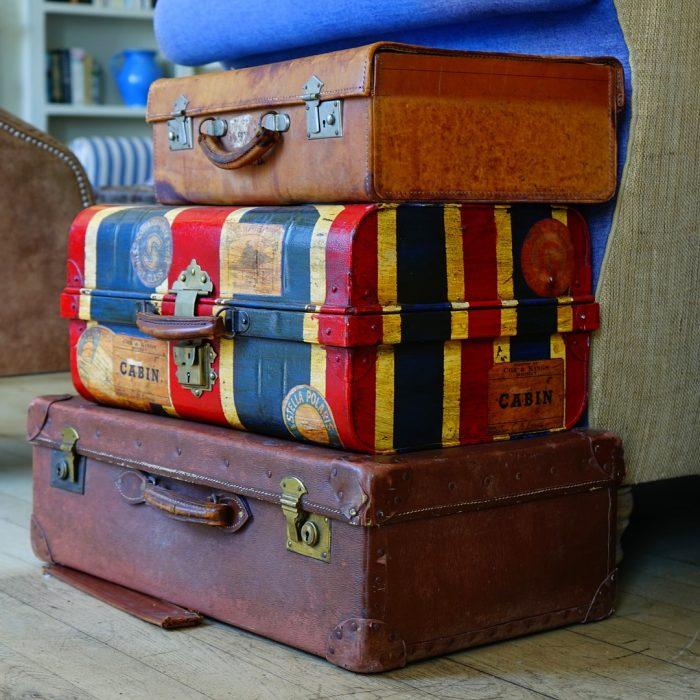 Laisse nous ta valise