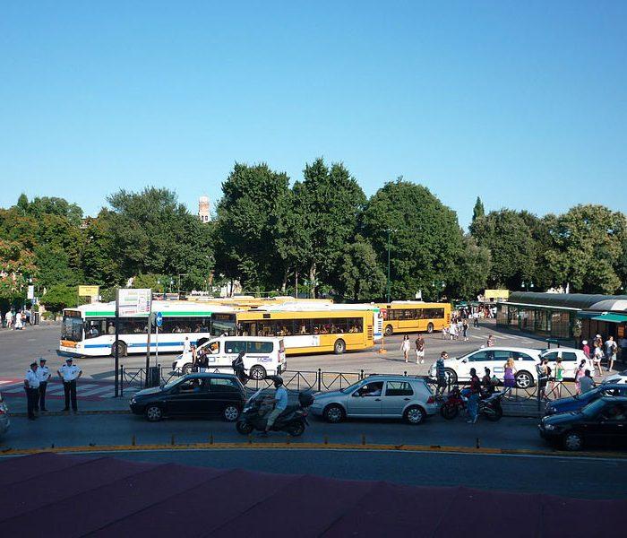 Da Piazzale Roma
