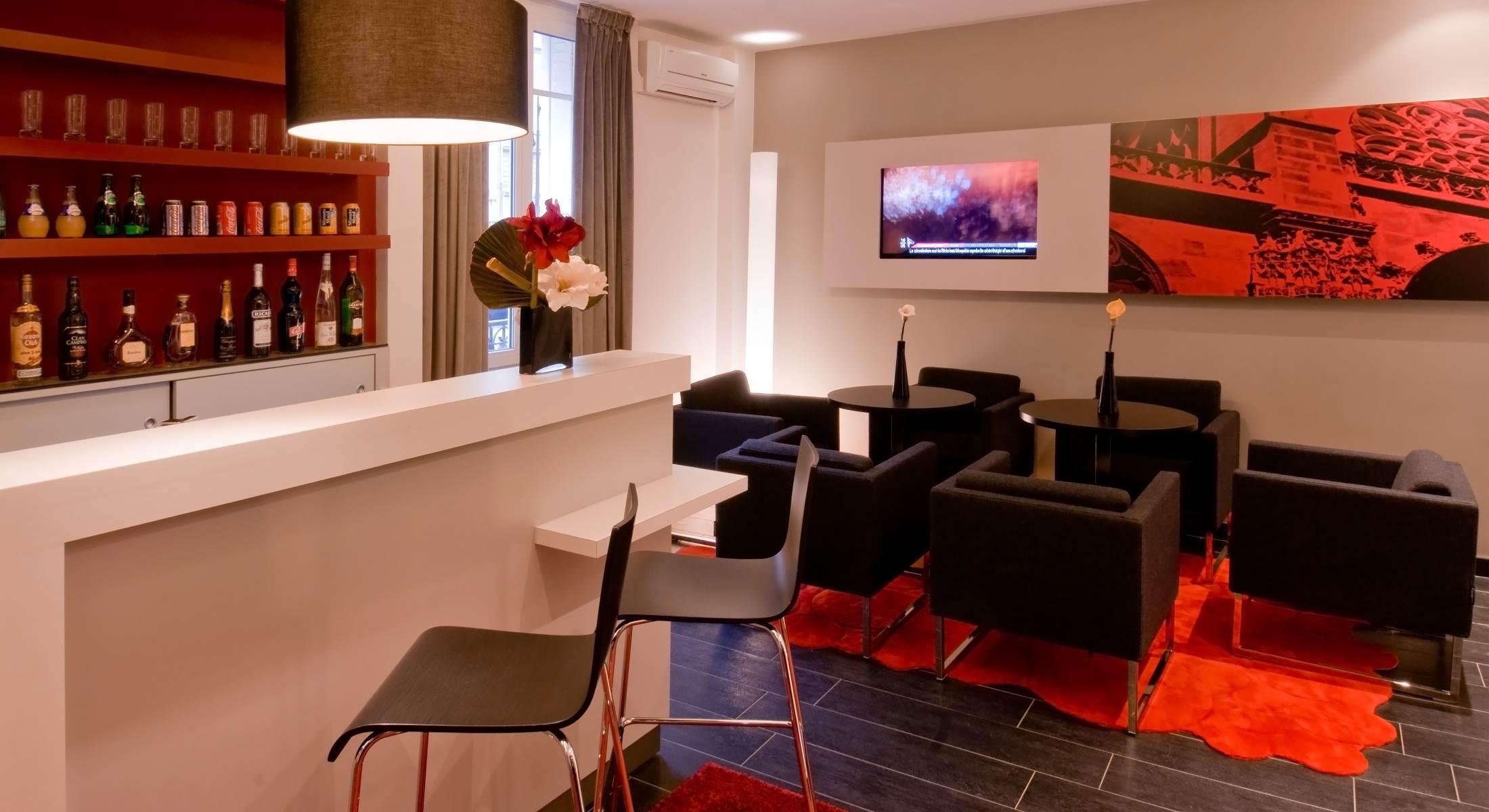 Hotel le bailli de suffren paris r server un h tel for Hotel design paris 8