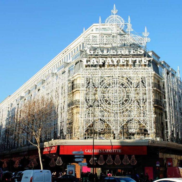 Grands Magasins Printemps et Galeries Lafayette
