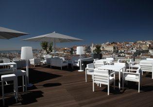 rooftop bar espaço