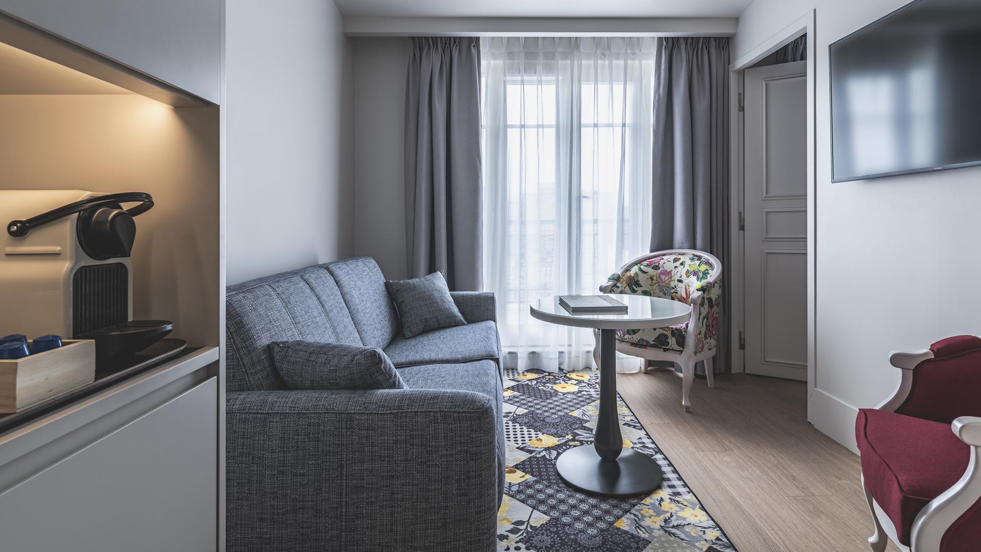 Chambre familiale paris h tel le belleval meilleur tarif garanti - Hotel chambre familiale paris ...