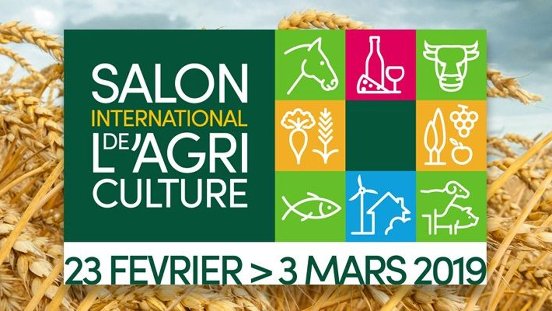 Salon International De Lagriculture International Agriculture