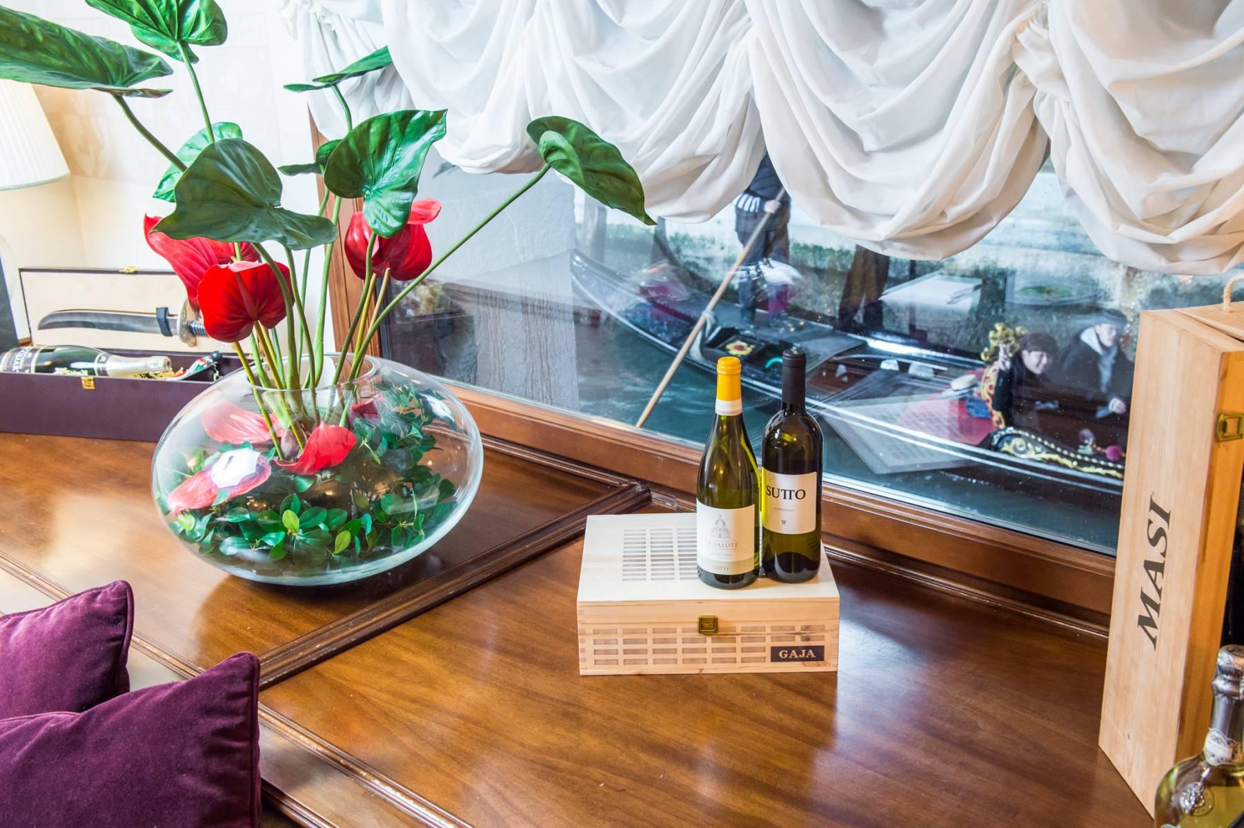 Restaurant Alle Corone in Venedig - Luxus Restaurant buchung ...