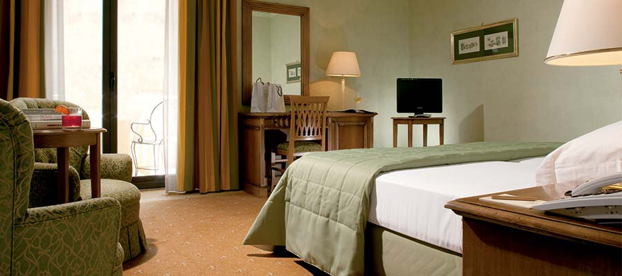 Zimmer und Dienstleistungen Hotel Catania - Katane Palace Hotel im ...