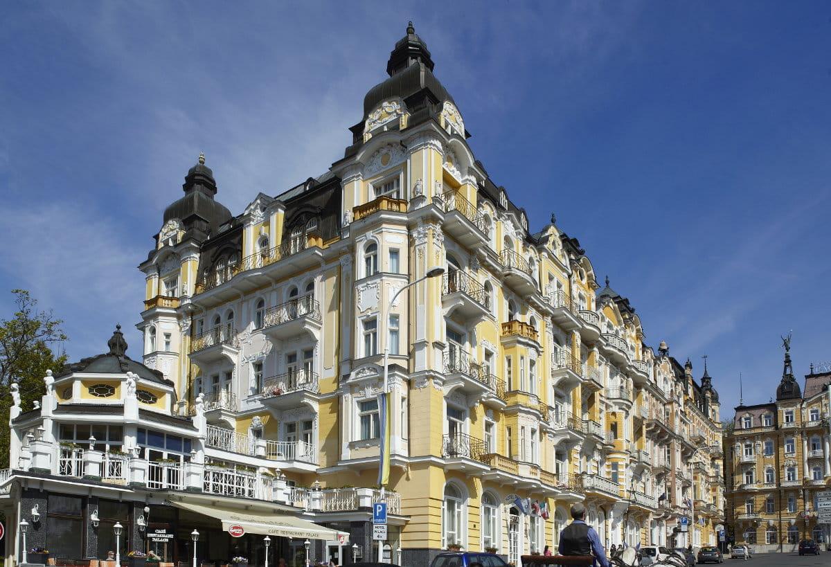 Orea Hotel Palace Zvon In Marienbad Kurhotel Hotel Buchung Im