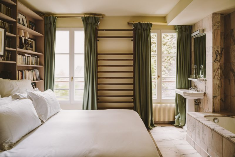 Nos Chambres Chambre Double Standard Hotel Paris Hotel Amour