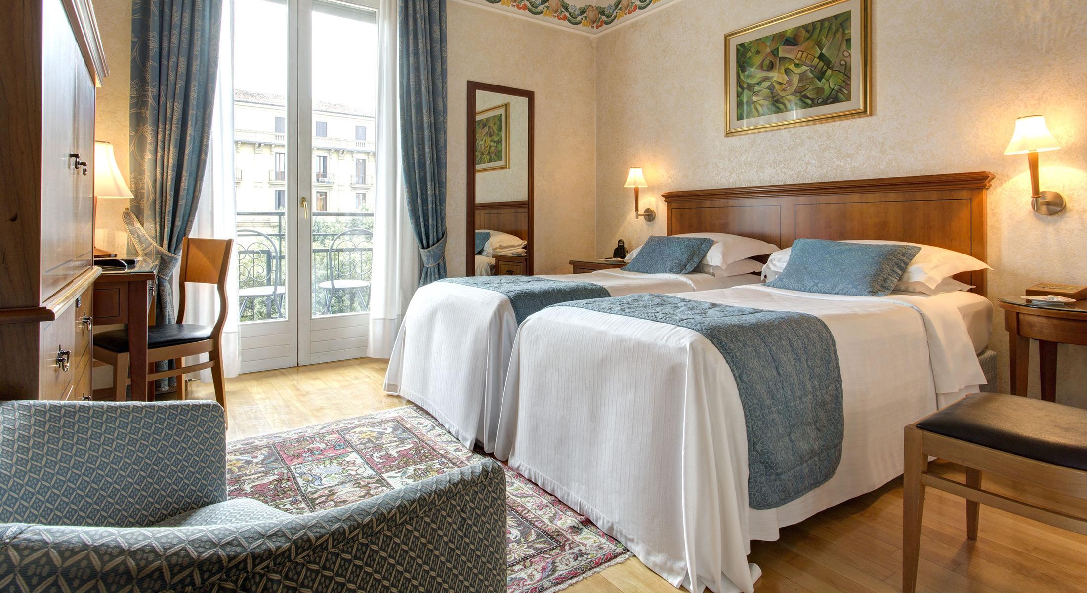 Zimmer Hotel Verona - Hotel Firenze Best Western In Verona ...
