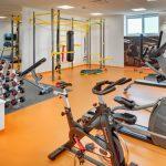 Hotelové fitness