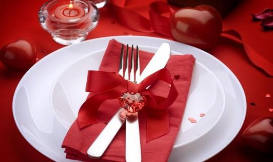 Valentýnské menu 14. února