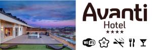 Ubytování hotel Avanti Brno
