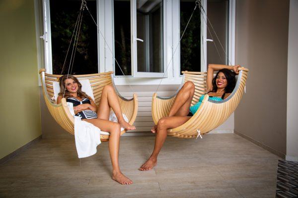 Sauna bio et hammam Eurotel Hotel Montreux