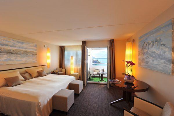 Dormir - suite executive Eurotel Hotel Montreux