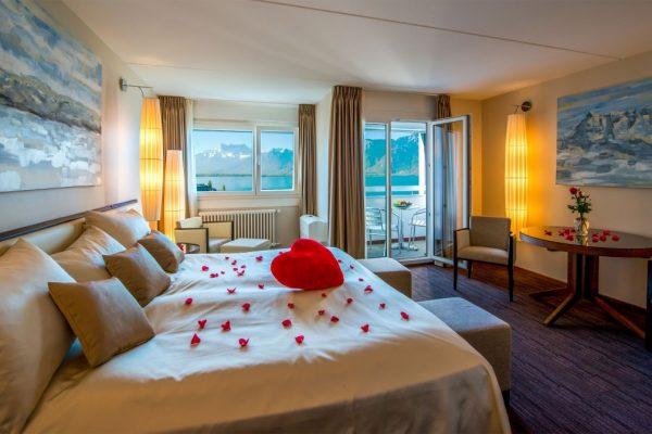 Dormir---suite-executive Eurotel Hotel Montreux