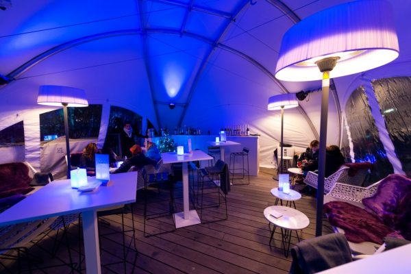 Purple Fish lounge Bar - slideshow haut de page principale