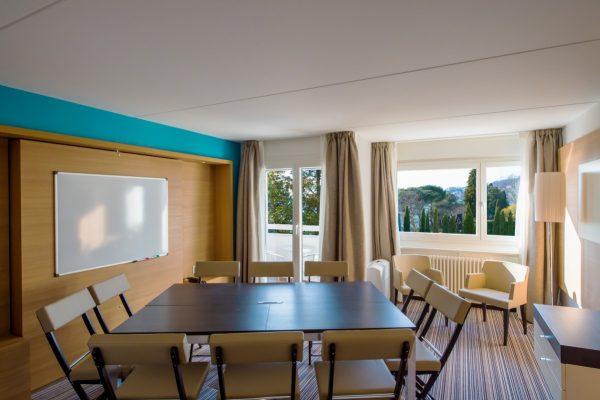 travailler - salles sous-commissions Eurotel Hotel Montreux