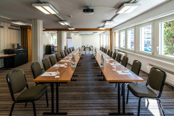Travailler - Club Salon Eurotel Hotel Montreux