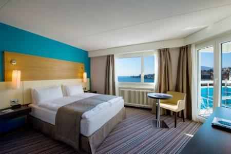 Dormir - chambre classique Eurotel Hotel Montreux