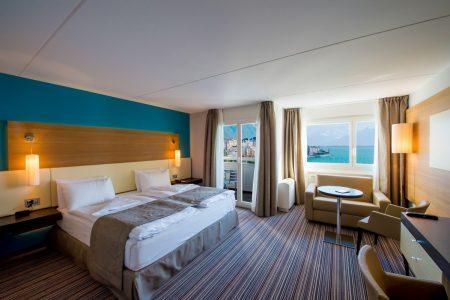 Dormir - Chambre Privilege Eurotel Hotel Montreux