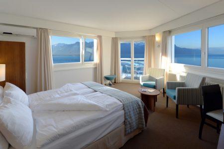 Dormir - Eurotel Hotel Montreux