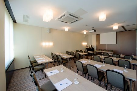 Travailer salle-Lausanne Eurotel Hotel Montreux