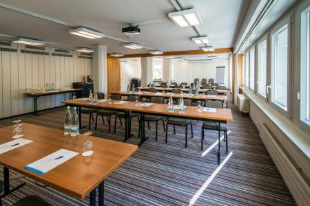 Travailler-Club-Salon-Eurotel Hotel Montreux