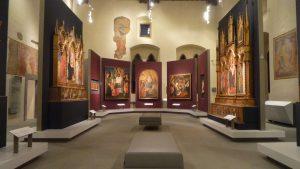 Salone primo piano Palazzo Pretorio