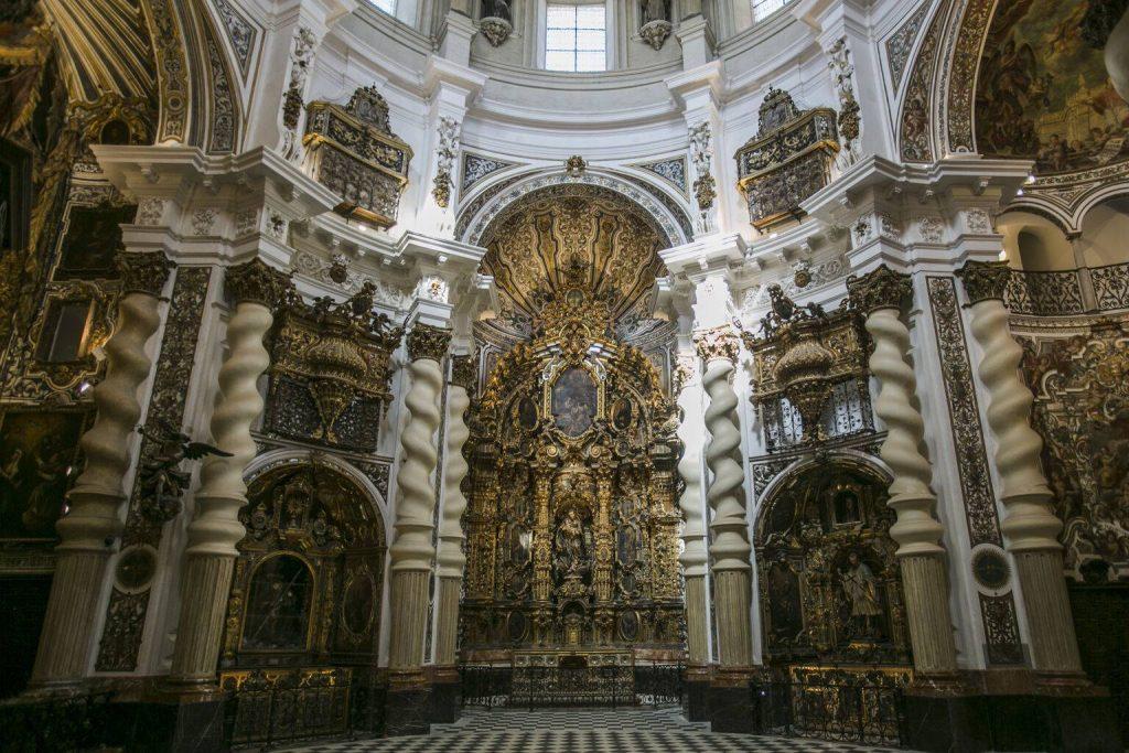 Iglesia de Sna Luis de los Franceses (Sevilla)