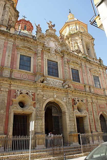 Iglesia de San Luis de los Franceses (Sevilla)