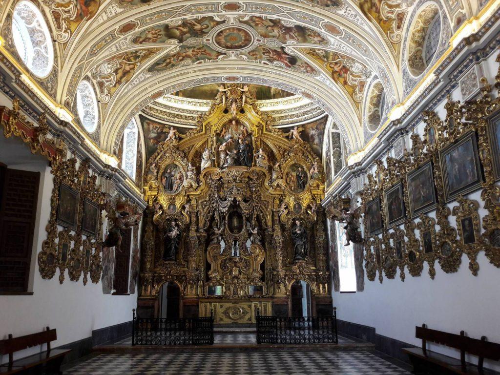 Capilla doméstica de la Iglesia de San Luis de los Franceses