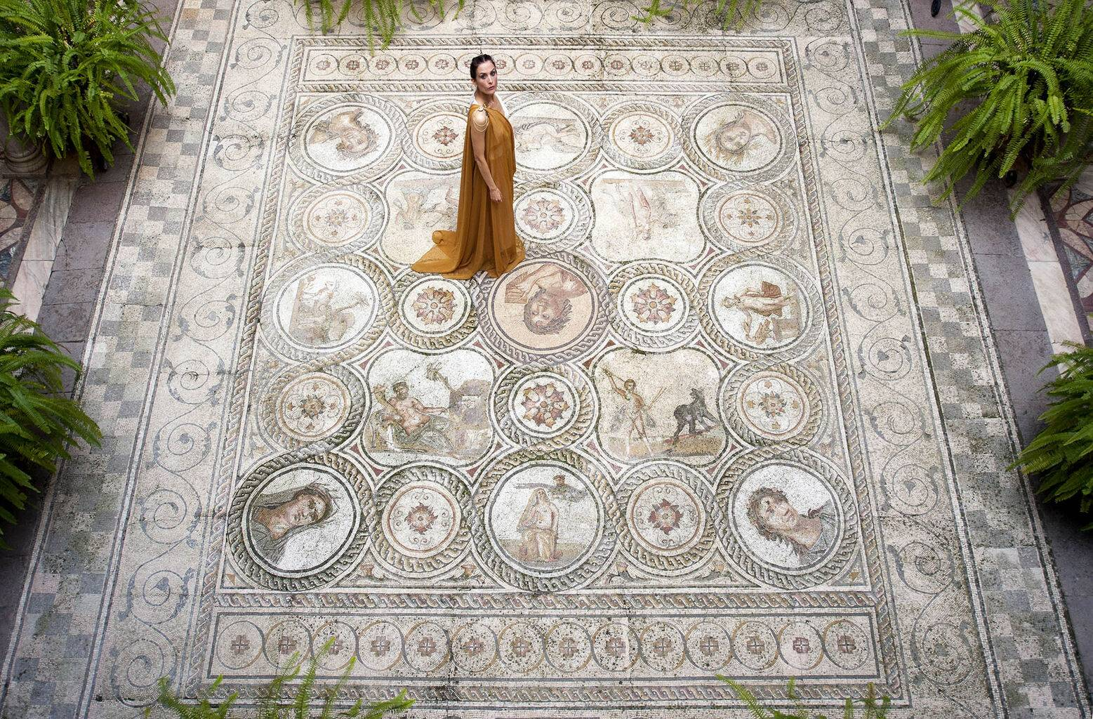 El Palacio de Lebrija, el mejor pavimentado de Europa