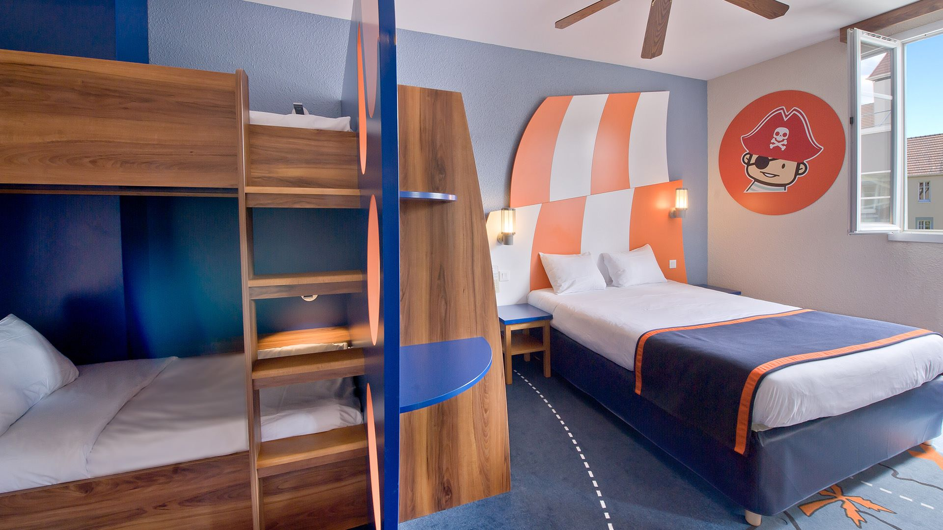 Hotels With Bunk Beds Near Disneyland
