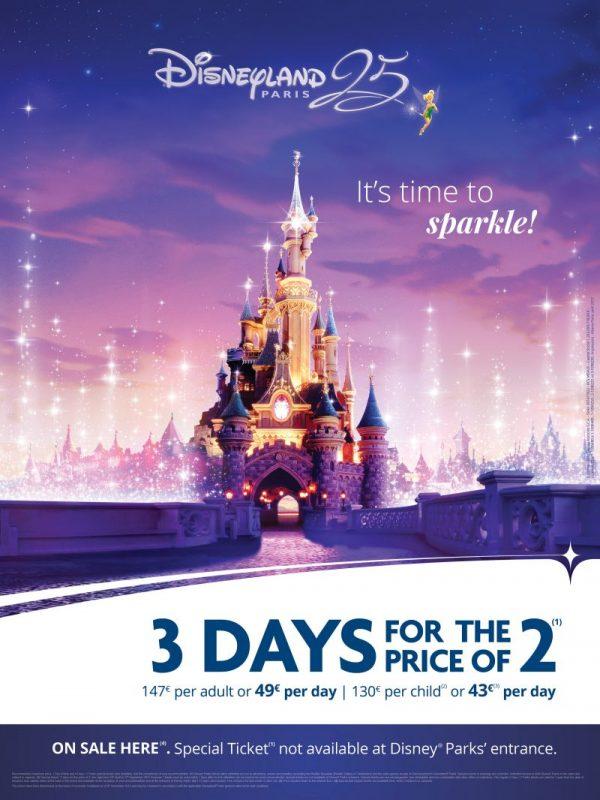 Offre tickets Disney Hôtel Explorers